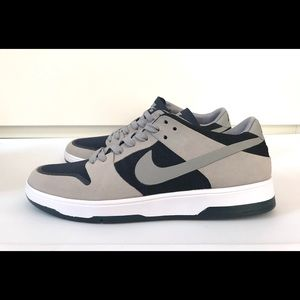 Nike Zoom Dunk Low Elite Medium Grey Obsidian SB